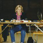 80iger Jahre Wado-Turnier Karin Bussmann