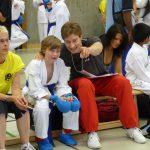 JKL: Lars mit Coach Robert Zobec