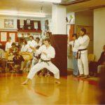 SM Silber SKO 1977. Heinz Güdel - erste Kata SM Medaille Bushido