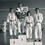 Sieg Markus Knecht, Silber Beat Tinner