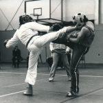 Daniel Humbel, Kontakt Karate,. 1981