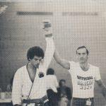 Daniel Humbel, Sieg WAKO-Turnier, Schiedsrichter Jean Monney