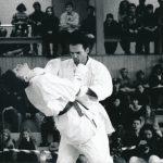 Kumite - als es noch Sanbon Shobu war