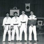 SM Medaille Wado, mit Ali Kaya