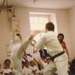 1. Turnier 1977 Dojo Bushido