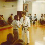 1. SM-Titel Bushido durch Daniel Humbel 1977