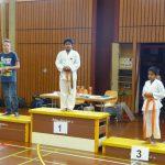 Sieg Ajeevan, Bronze Abeenan Budobi Cup Birmensdorf
