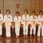 SM SKO 1979 Bushido Team-Kumite zweite Mannschaft
