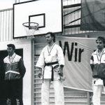 Ferenc Kalamasz - Vize-Schweizermeister 1993 mit Vincent Longagna, Dominique Sigillo