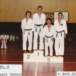 Sieg Ewald Monn, Bronze Alex Beck