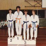 Sieg Mario Monte, Bronze Thomas Weber
