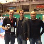 EM 2015 Alija Idriz, Roland Breiteneder (Sportdata), Oscar Diaz