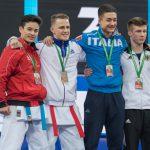 2017 EM U18 Vize-Europameister Sofia