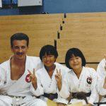 1999 Manfred Haberer (Bushido bis 1993) Japan mit Roberto Danubio