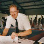 2000 Turnier Wado SWKO-Präsident Manfred Haberer