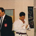 Piero Lüthold, Roman Mitrevski - Schulemeisterschaften