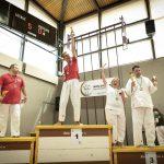 2019 Para-Karate Cossonay Freude der Sieger
