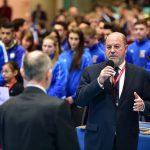 2015 EM-Ansprache WKF Präsident Antonio Espinos