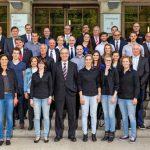 2016 Empfang Europameisterin Elena Quirici durch Bundesrat Guy Parmelin