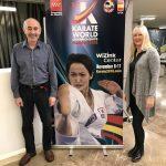 2018 WM Madrid mit Sabine Riemenschneider