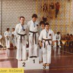 1980 2. Rang Kata Fuji-San-Cup