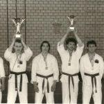 1980 Sieg Team-Kumite Fuji-San-Cup