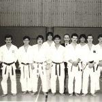 1983 Kono-Lehrgang CH mit Wado-Kader