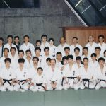 1992 Training Takagi-Dojo Tokyo