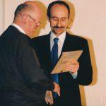 2000 Ehrenmitgliedschaft an Claude Sittinger
