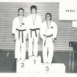 1981 2. Rang Kata Schweizer Wado-Cup, Bronze Manfred Haberer