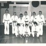 1980 Team-Kata Silber SM Wado