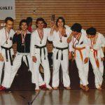 Team-Kumite Schweizer Cup SKO 1980