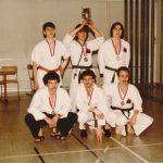 1980 Team-Kumite Bronze SM Wado