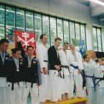 Aargauer Meister im Team Kumite