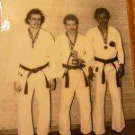 Team Kata: Manfred Haberer, Heinz Güdel, Ewald Monn