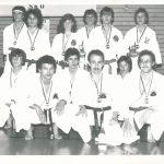 1980 Team-Kata mit Daniel Humbel, Manfred Haberer