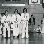 Team-Kata: Heinz Güdel, Manfred Haberer, Ewald Monn