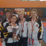 SM Bronze Team-Kumite Fabienne Künzli