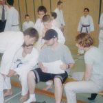 Coachs Thomas Meier und Conny Brunner