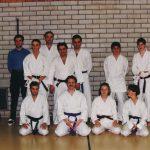 Team Bushido mit Coach Alija Idriz