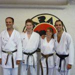 Mit Robert Zobec, Nicole Zwyssig und Mehdi Geiger