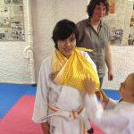 Einfach toll diese Ausbildung bei Bushido