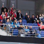 2018 WM Madrid mit Schweizer Team