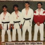 Bronze Einzel-Kumite