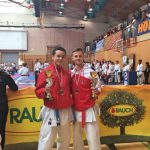 2018 Austrian Junior Open mit Sieger U21 Andrin Durrer